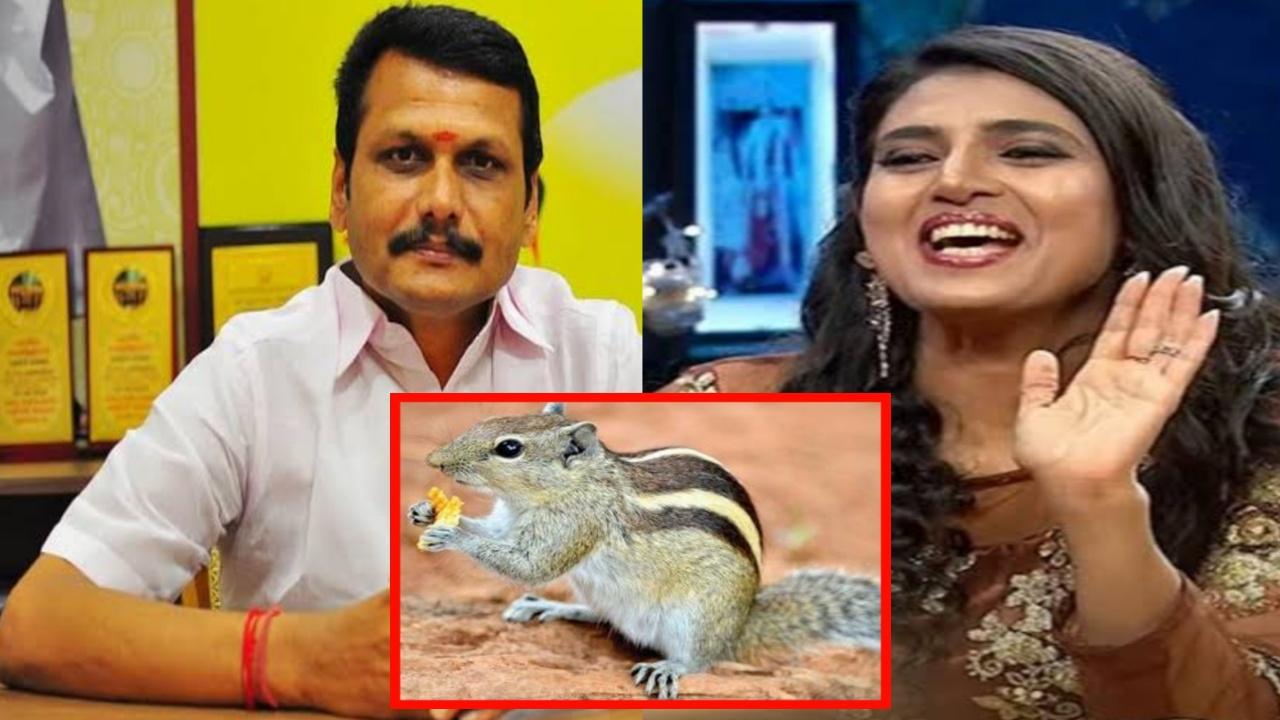 Actress kasthuri senthil balaji